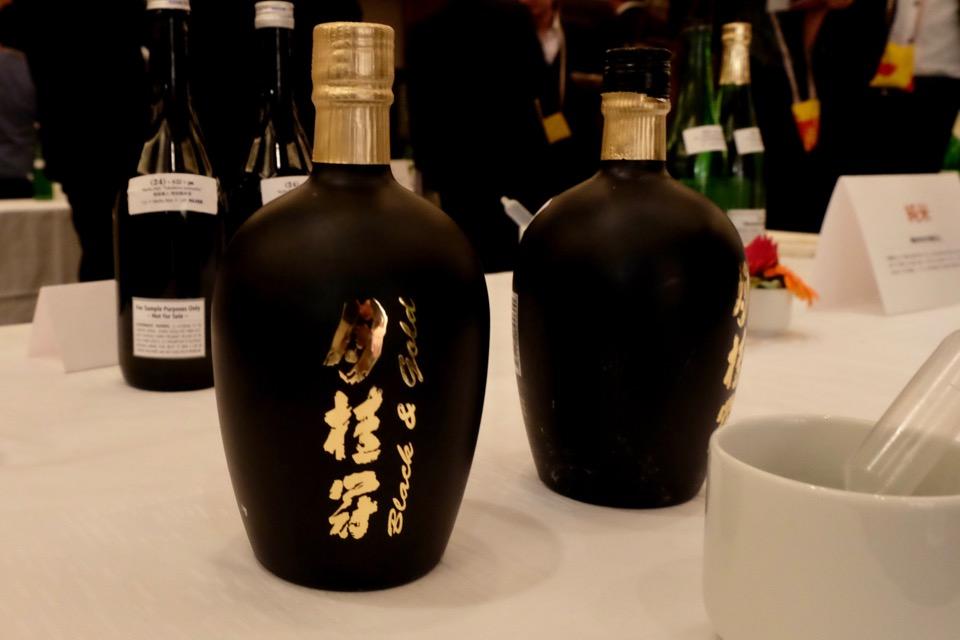 月桂冠 Black & Gold