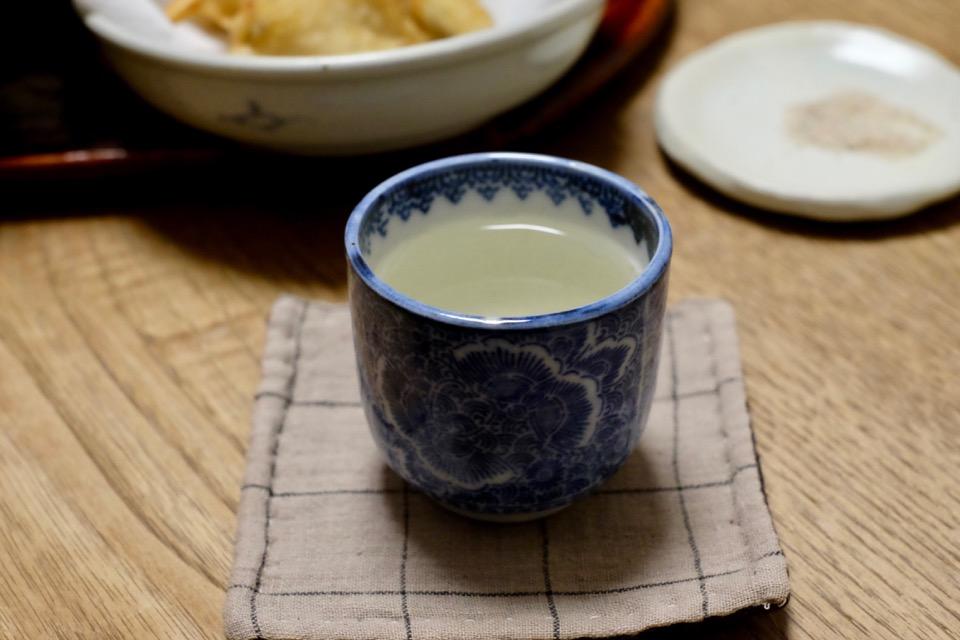 大山 特別純米酒 十水 燗酒
