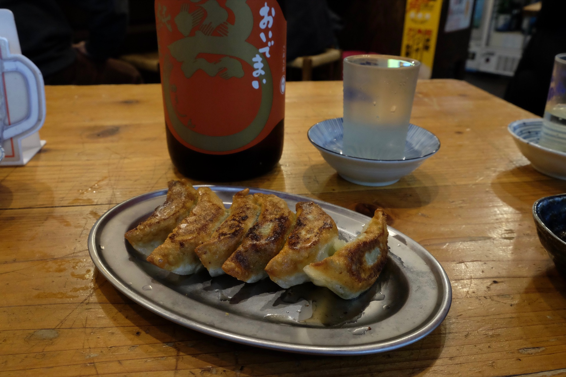 どんな餃子にも、合う日本酒は必ずあります