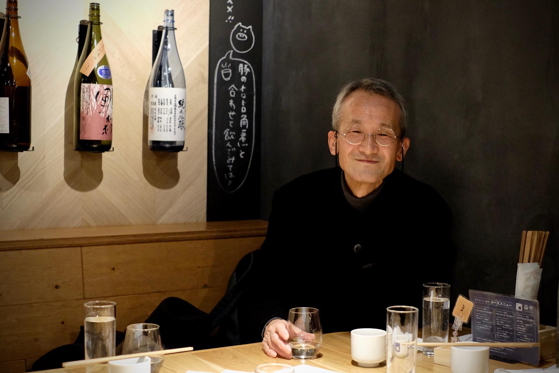 京都で吟醸酒の酒房というジャンルを切り開いた|吉田澄男さんインタビュー〈前編〉