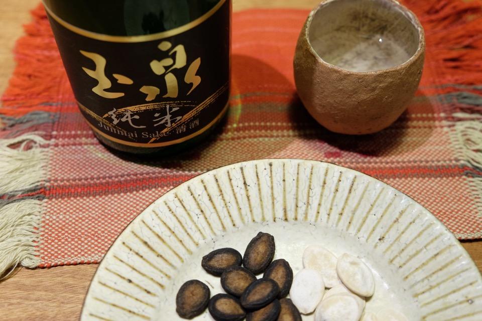 玉泉純米清酒