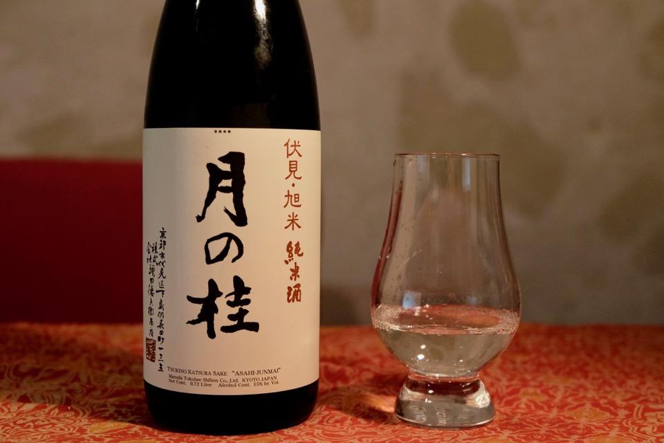 月の桂 旭米・純米酒|日本酒テイスティングノート