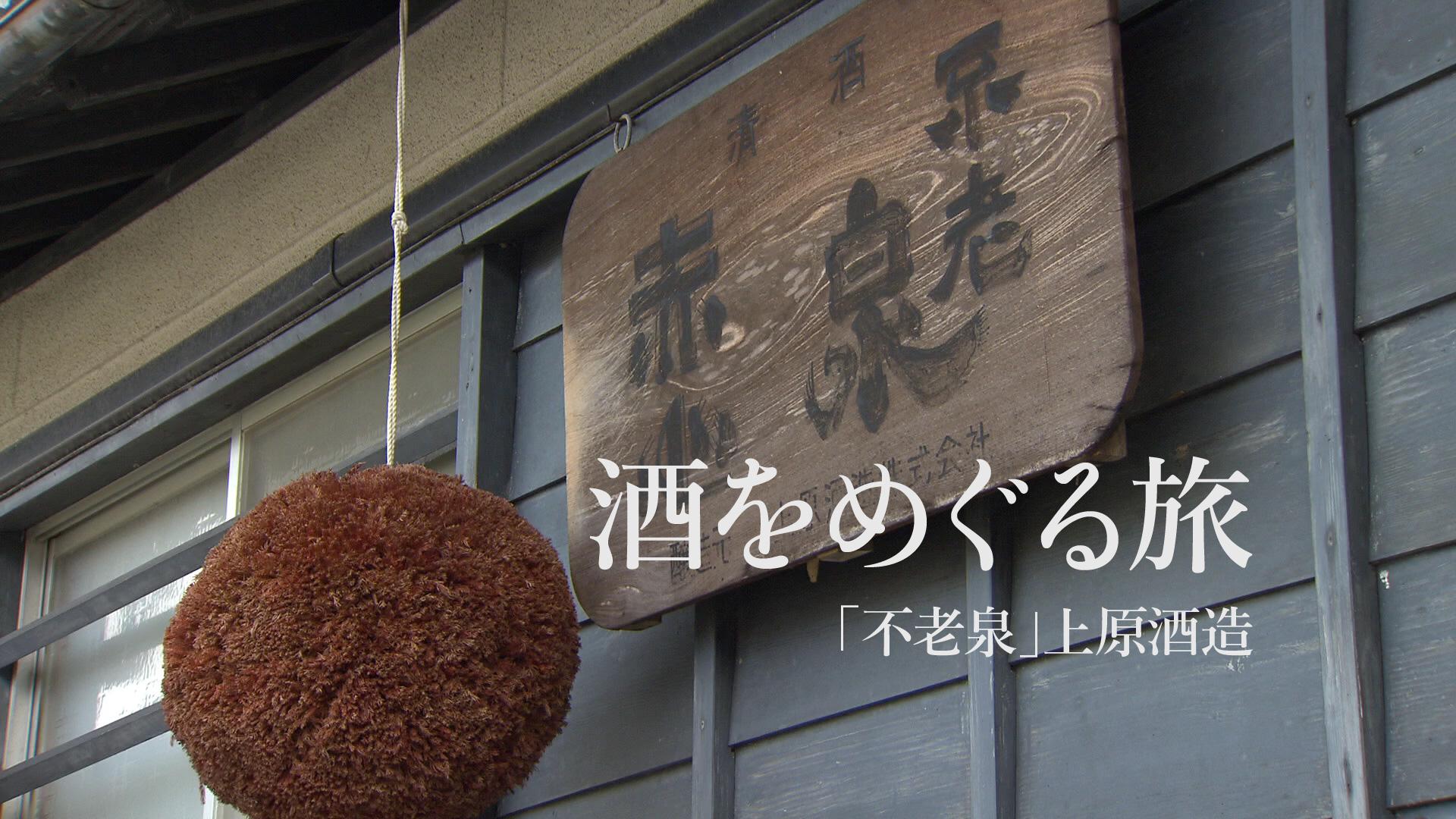 [動画] 酒をめぐる旅 #1 「不老泉」上原酒造