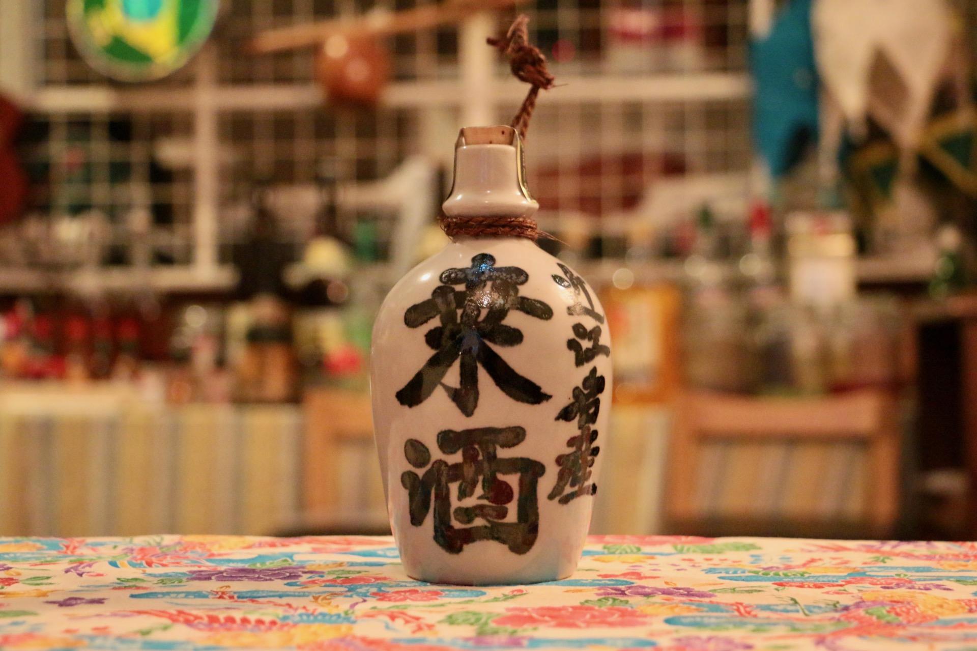 近江名産 桑酒|みりんテイスティングノート