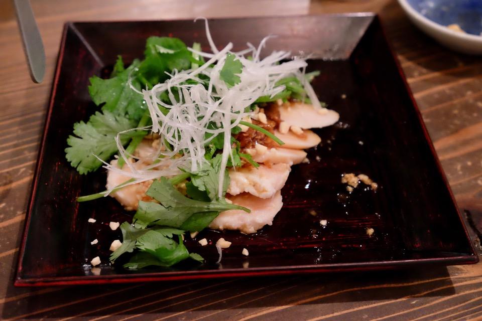 発酵食堂カモシカのヨダレ鶏