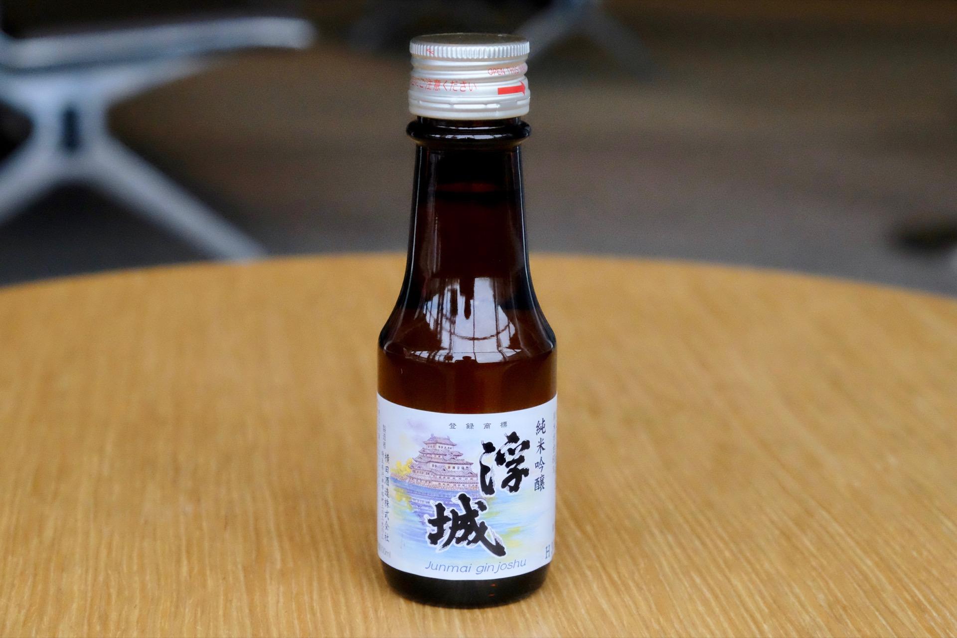 浮城 純米吟醸|日本酒テイスティングノート