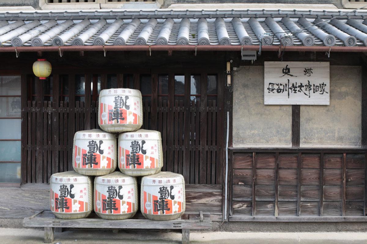 「凱陣」丸尾本店(香川県)酒蔵訪問