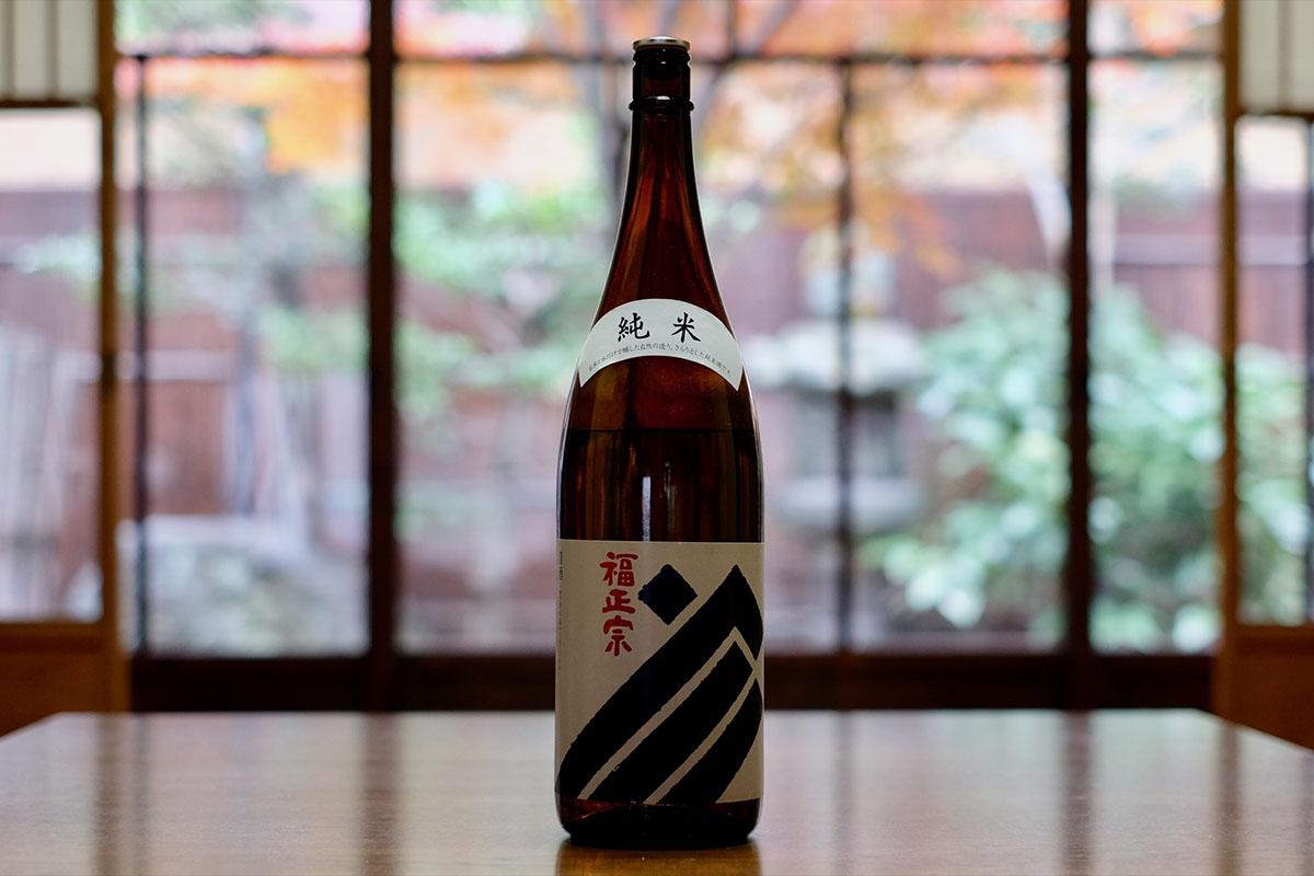 福正宗 黒ラベル|日本酒テイスティングノート