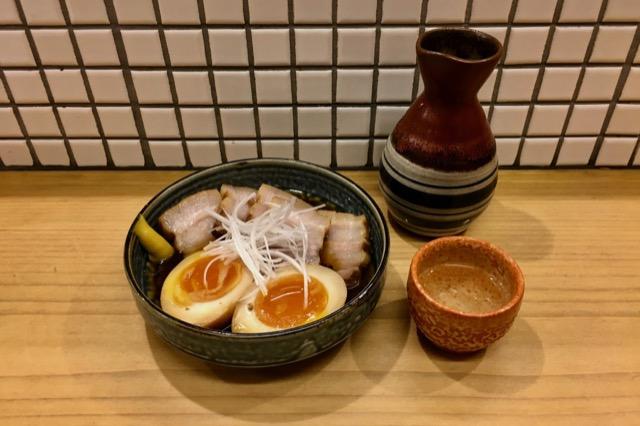 豚角煮(煮玉子付き)