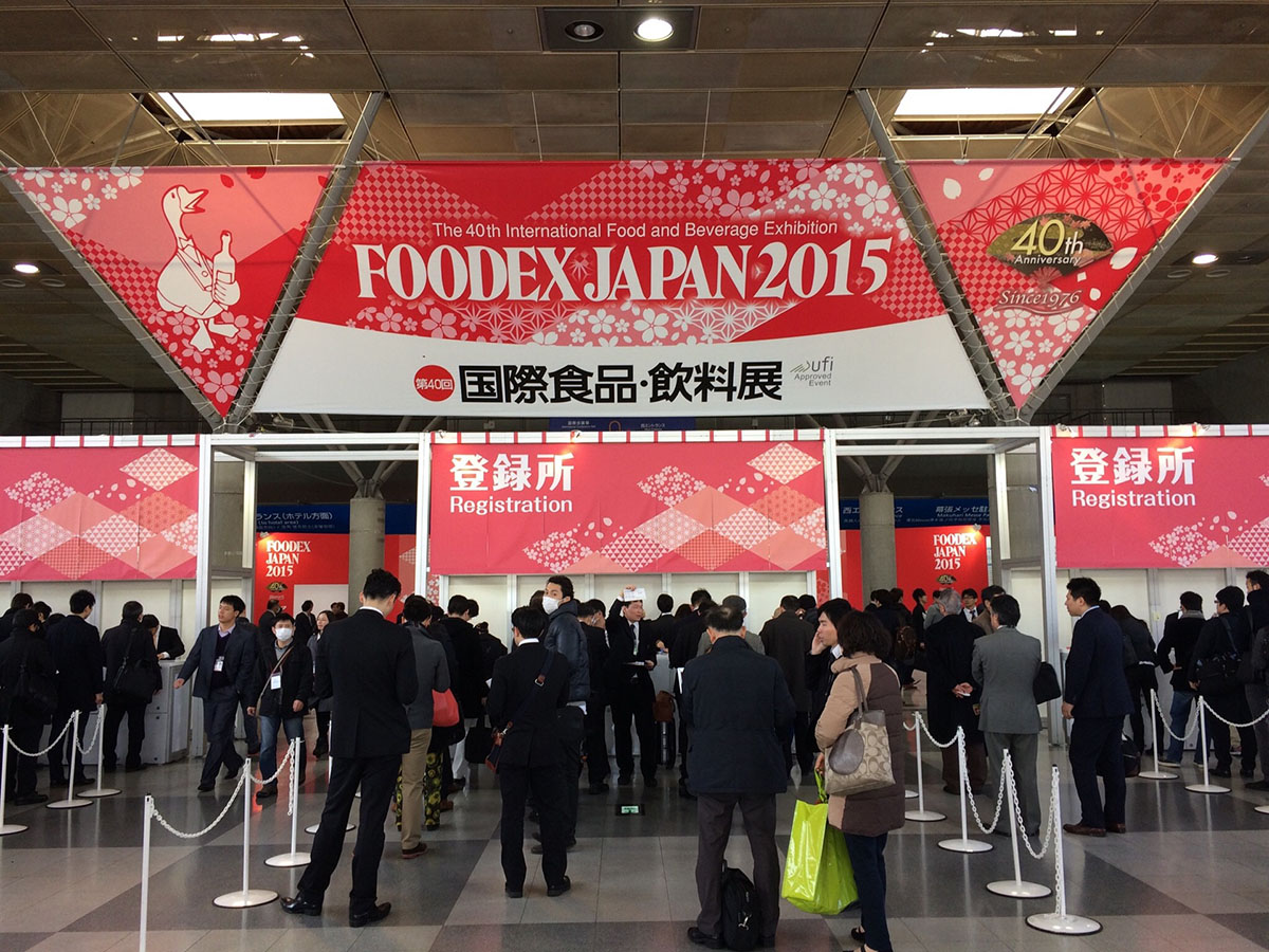 日本酒の魅力をコンパクトに伝えるには? Foodex Japan 2015 レポート