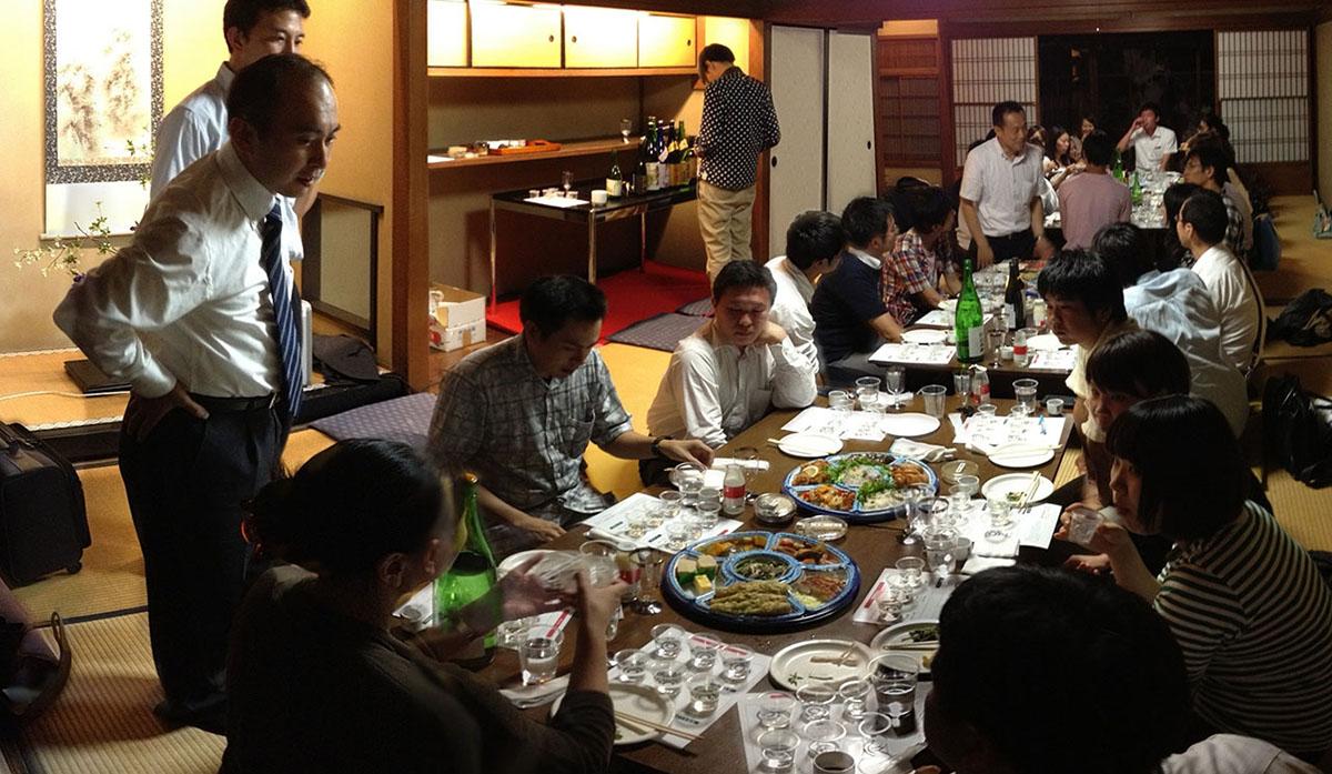 町家でお酒を楽しもう!No.6 北川本家×佐々木酒造(京都開催日本酒イベントレポート)