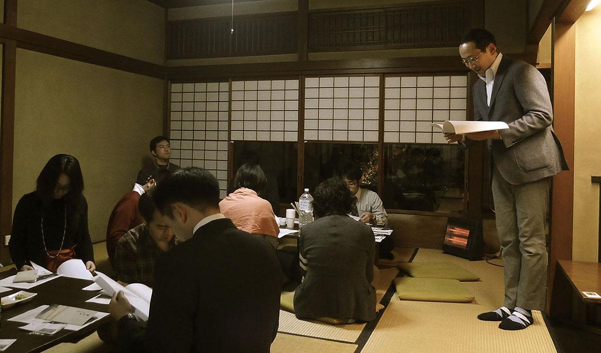 町家でお酒を楽しもう!No.9 湯葉と日本酒(京都開催日本酒イベントレポート)