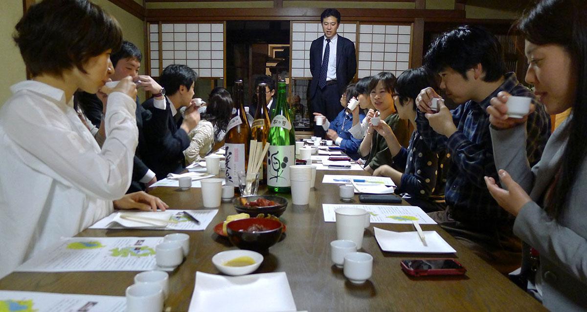 町家でお酒を楽しもう!No.11 滋賀・琵琶湖をぐるっとお酒で楽しむ(京都開催日本酒イベントレポート)