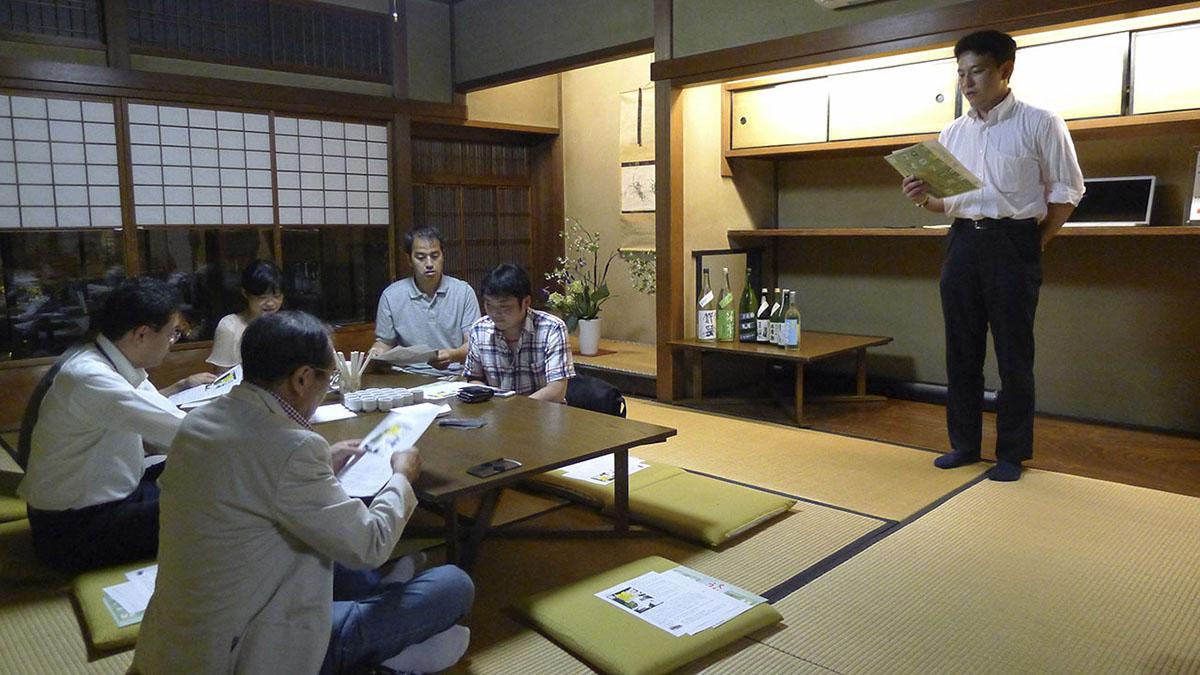 町家でお酒を楽しもう!No.13 奈良の酒を知る!(京都開催日本酒イベントレポート)
