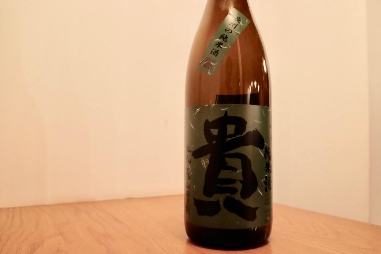 濃醇辛口純米酒 80 貴 2015 vintage|日本酒テイスティングノート