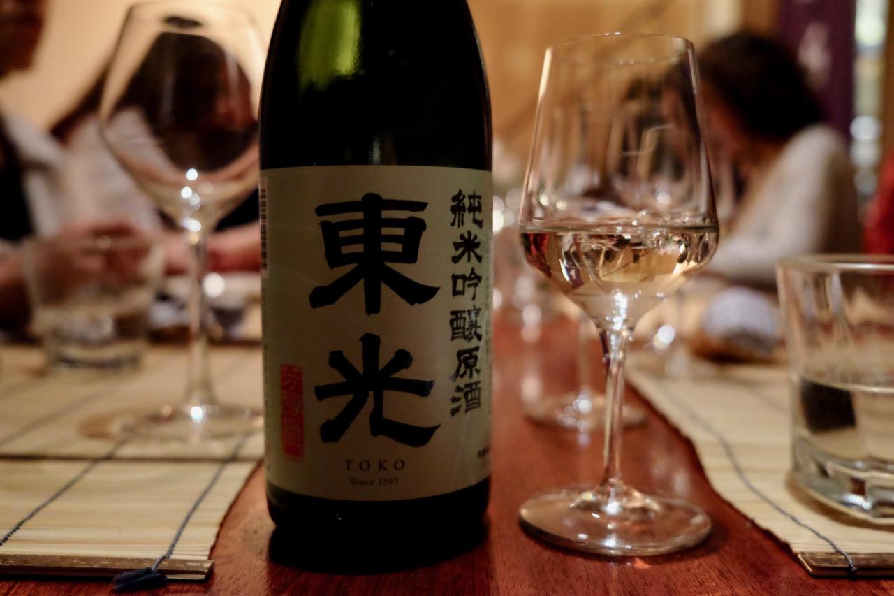 東光 純米吟醸原酒|日本酒テイスティングノート