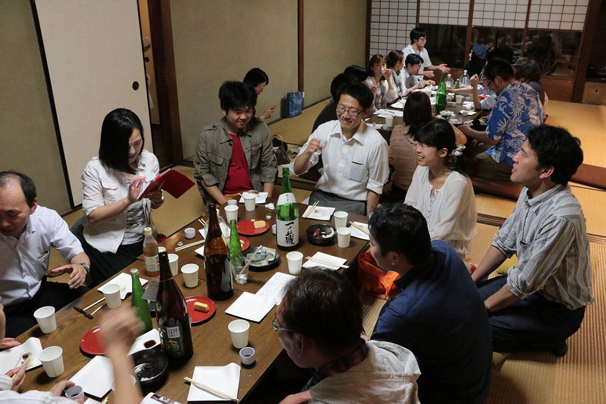 町家でお酒を楽しもう!No.21 酒蔵の様々な技を楽しむ 一ノ蔵(京都開催日本酒イベントレポート)