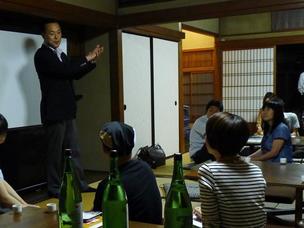 町家でお酒を楽しもう!No.4 北川本家スペシャル(京都開催日本酒イベントレポート)