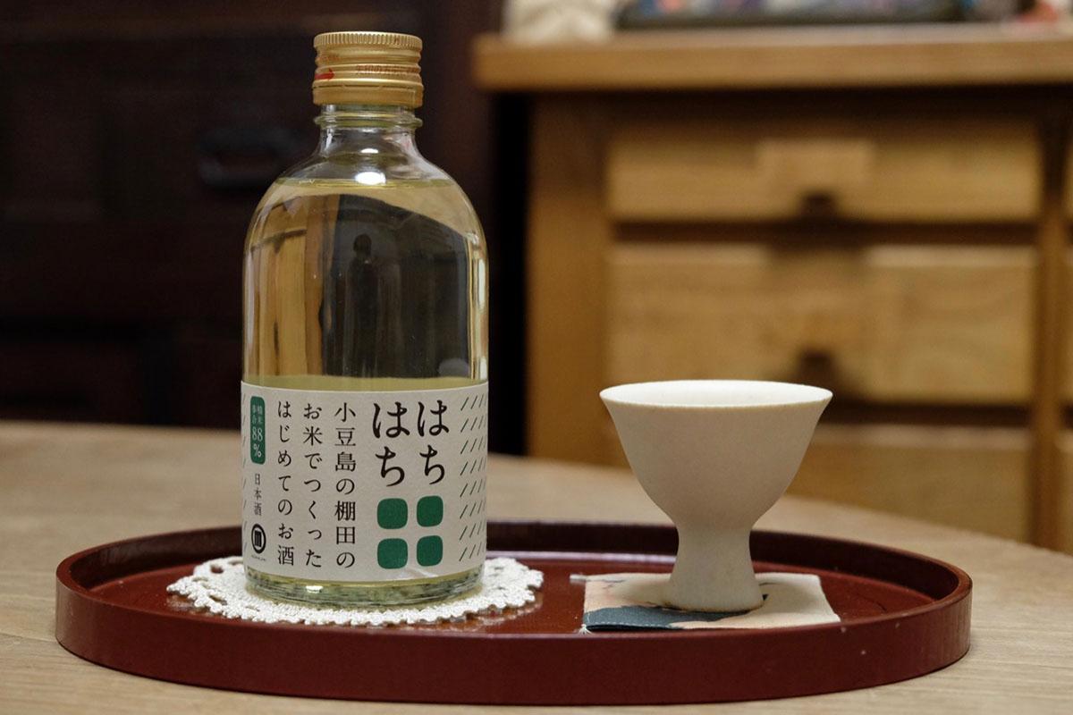 森國酒造「はちはち 純米酒」|日本酒テイスティングノート