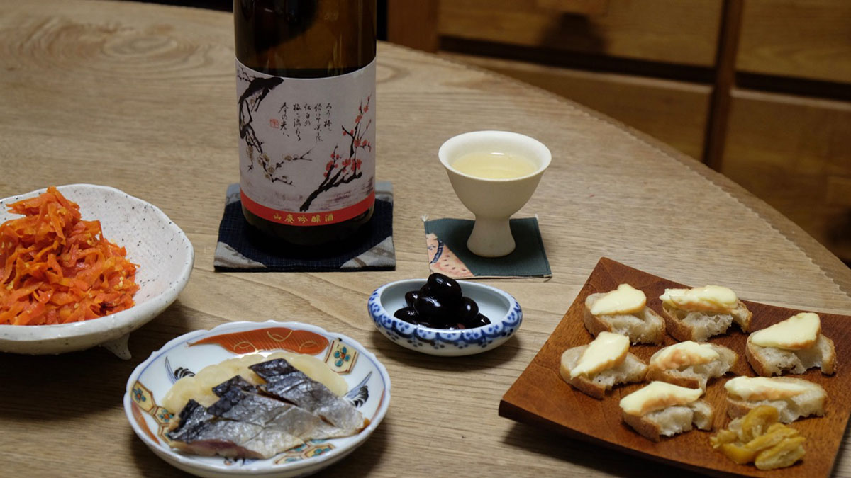 森國酒造「山廃吟醸酒 春の光」|日本酒テイスティングノート