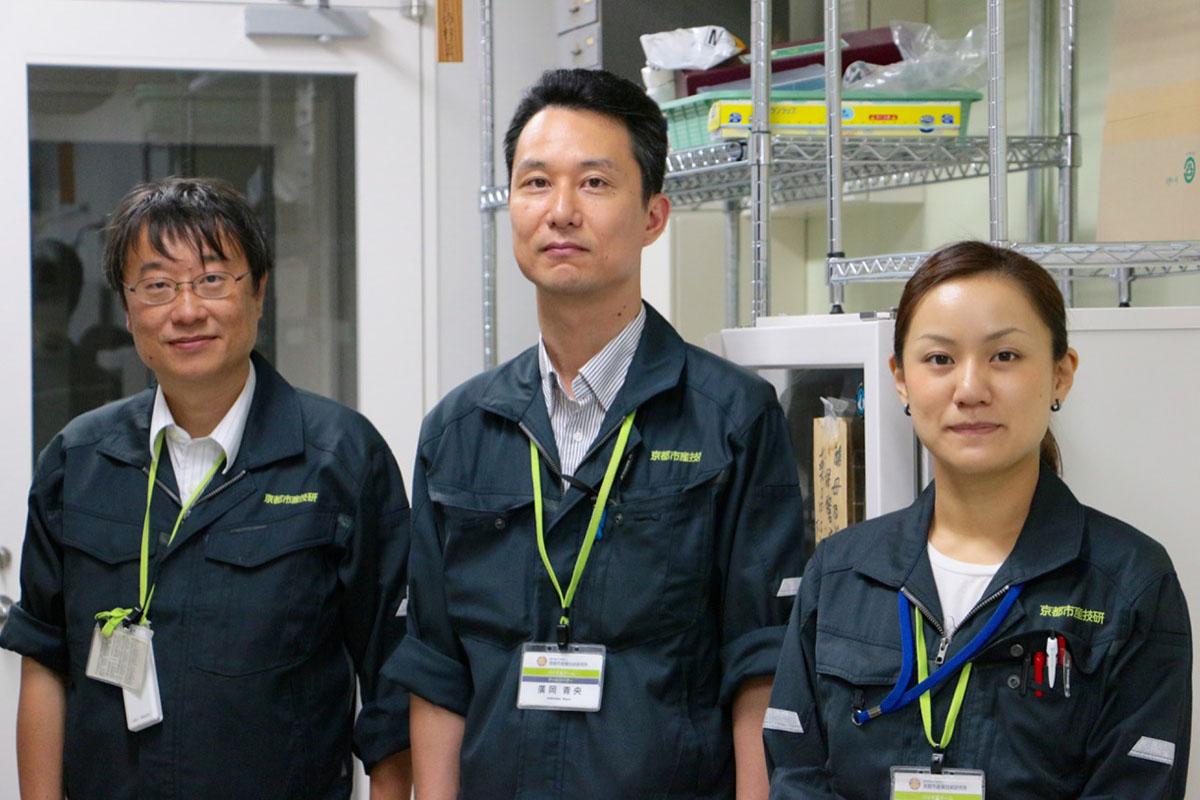 10年後のトレンドを見越して日本酒の酵母を開発する〜京都の酒造りを技術で支える京都市産業技術研究所〜