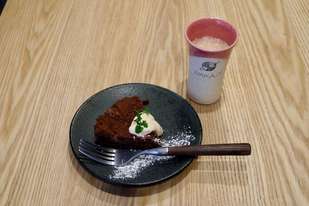 三軒茶屋のどぶろく〜chocolate〜 recipe no.013|どぶろくテイスティングノート