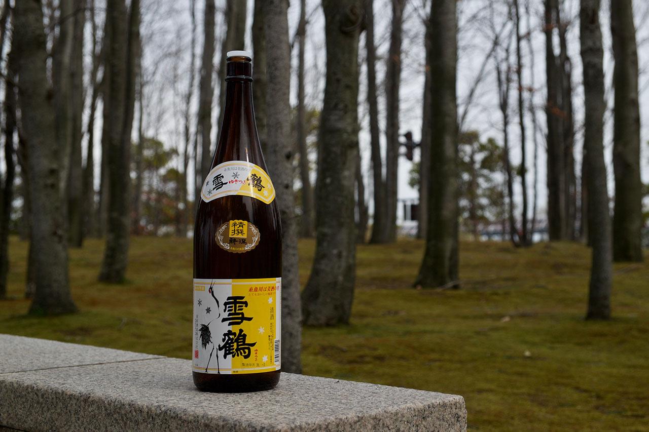雪鶴 精撰|日本酒テイスティングノート