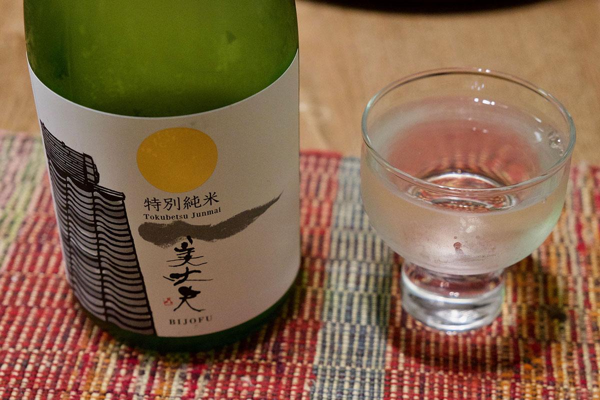 軽やかでやさしい、米とすだちの香り「美丈夫 特別純米」レビュー