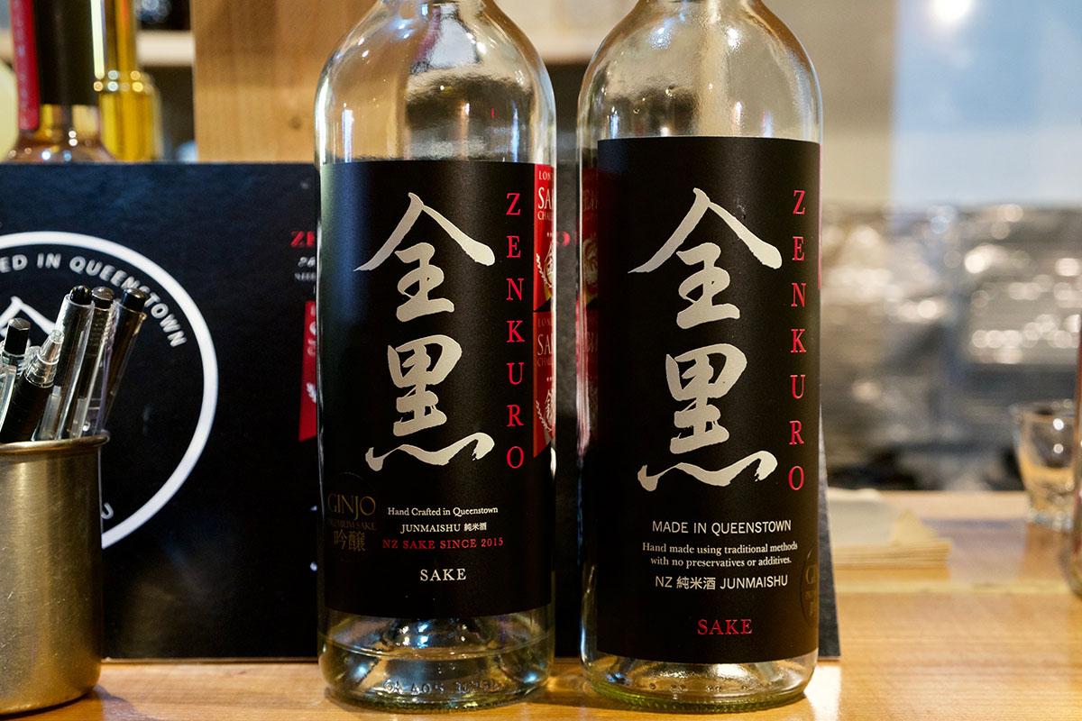 Zenkuro Sake 全黒|世界のSakéテイスティングノート