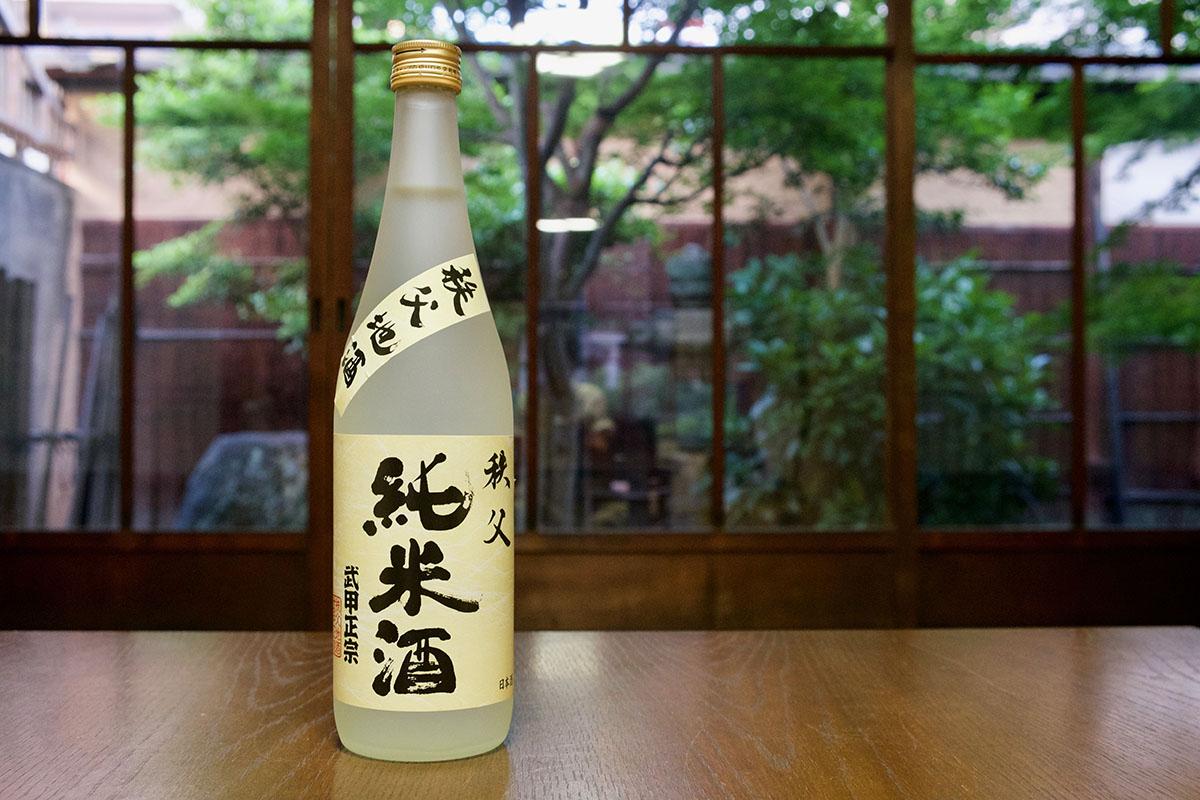 武甲正宗 秩父 純米酒|日本酒テイスティングノート