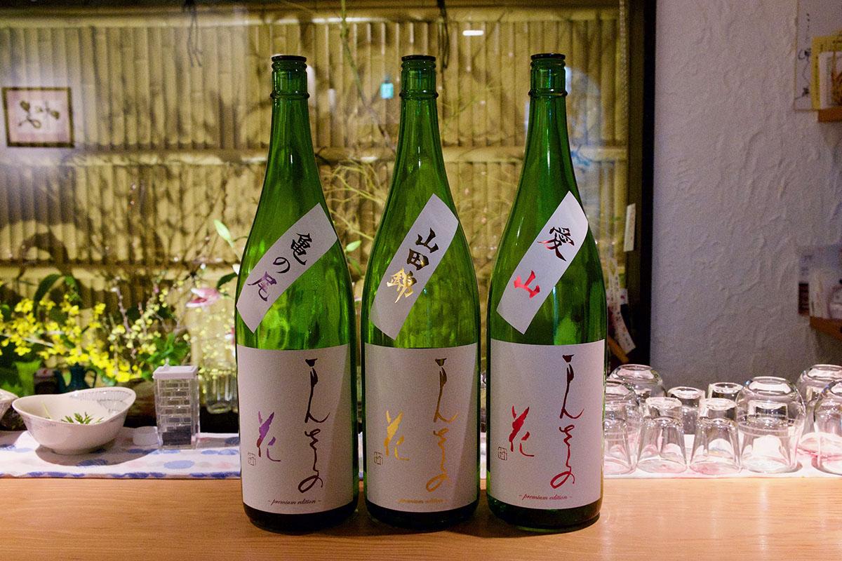 28BY まんさくの花 巡米吟醸 亀の尾・山田錦・愛山|日本酒テイスティングノート