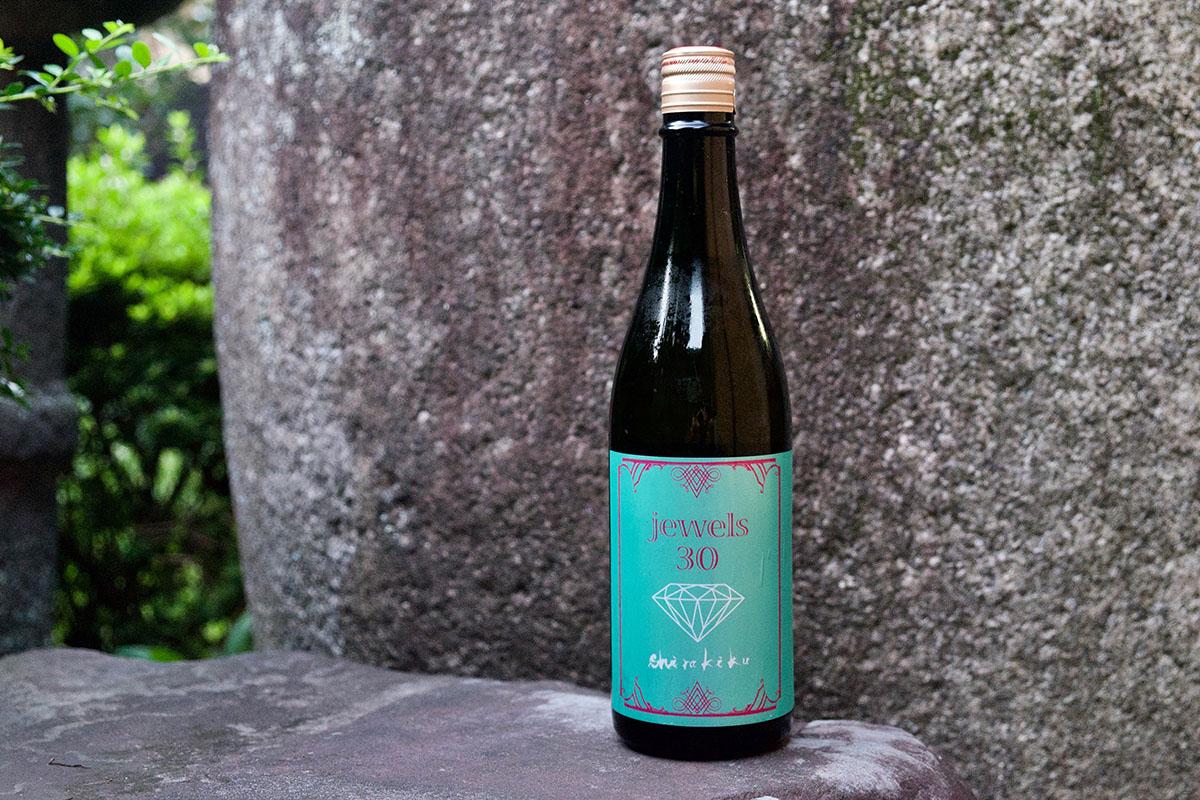 白木久ジュエルズ 30 純米吟醸 無濾過一火原酒|日本酒テイスティングノート