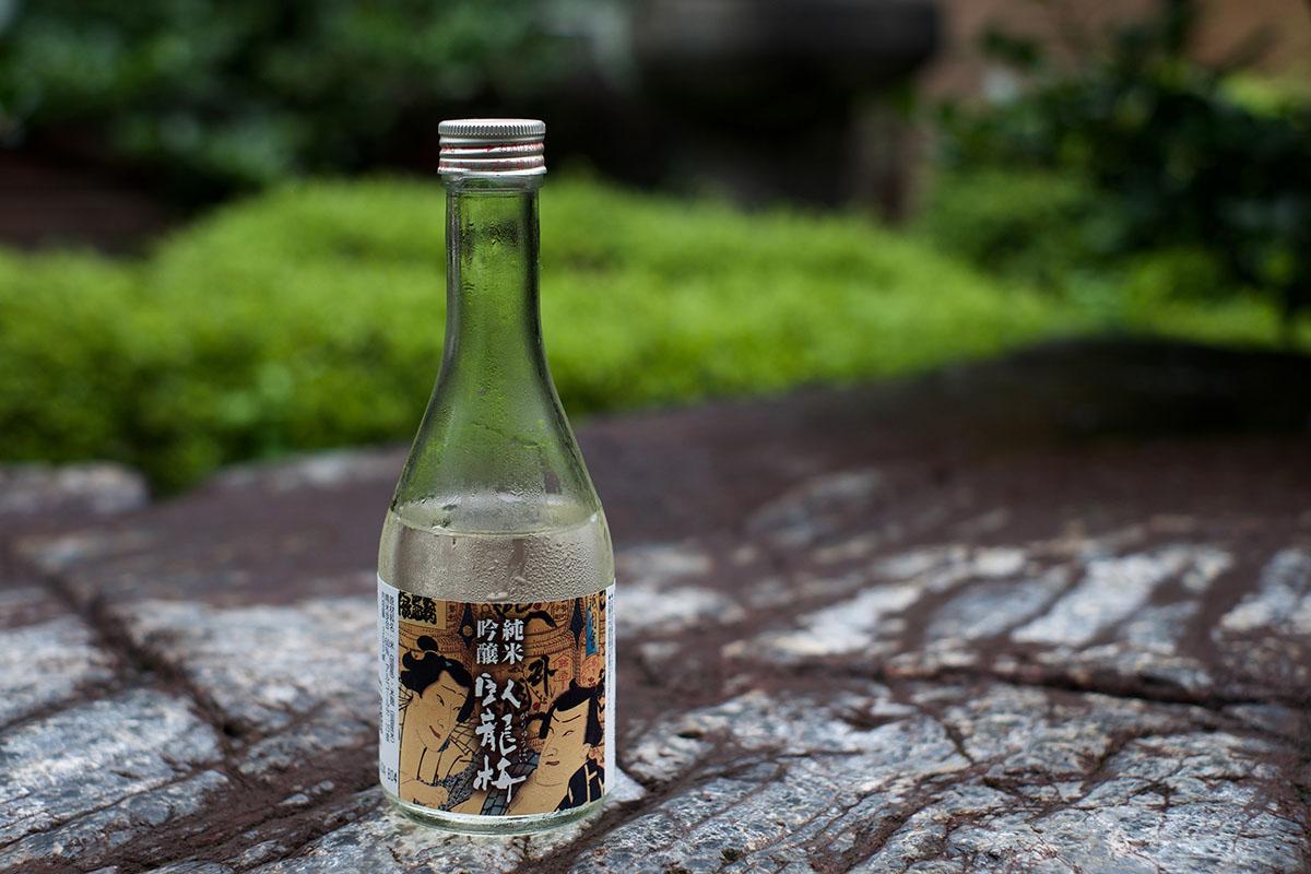 しっかりした味わいと落ち着いた香りの吟醸酒「純米吟醸 臥龍梅(がりゅうばい)浮世絵柄」日本酒テイスティングノート
