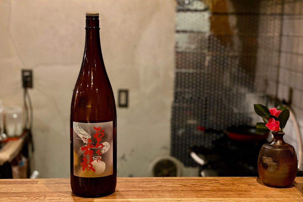 収穫の風景が思い浮かぶ「五穀のにごり酒 おろち乃舌鼓 熟成酒」日本酒テイスティングノート
