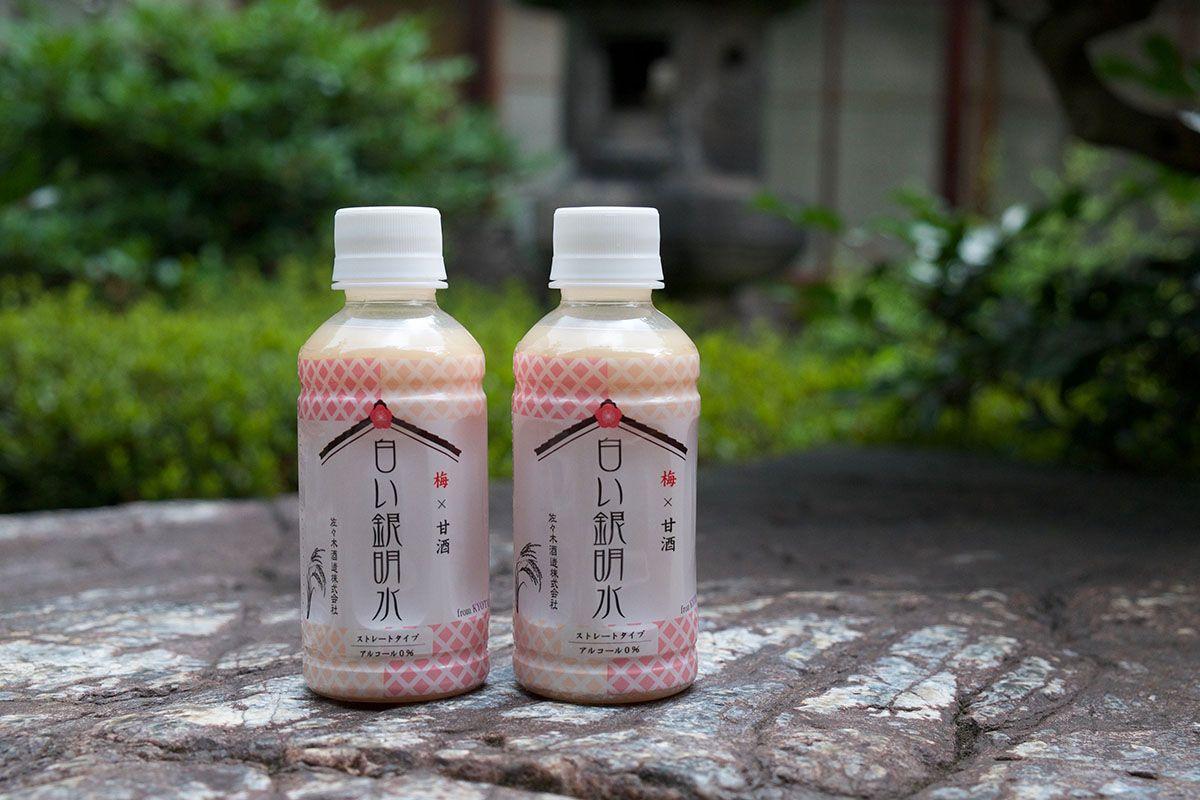 あっさりと飲みやすい「白い銀明水」を飲んで麹と酒の未来を思う|甘酒テイスティングノート