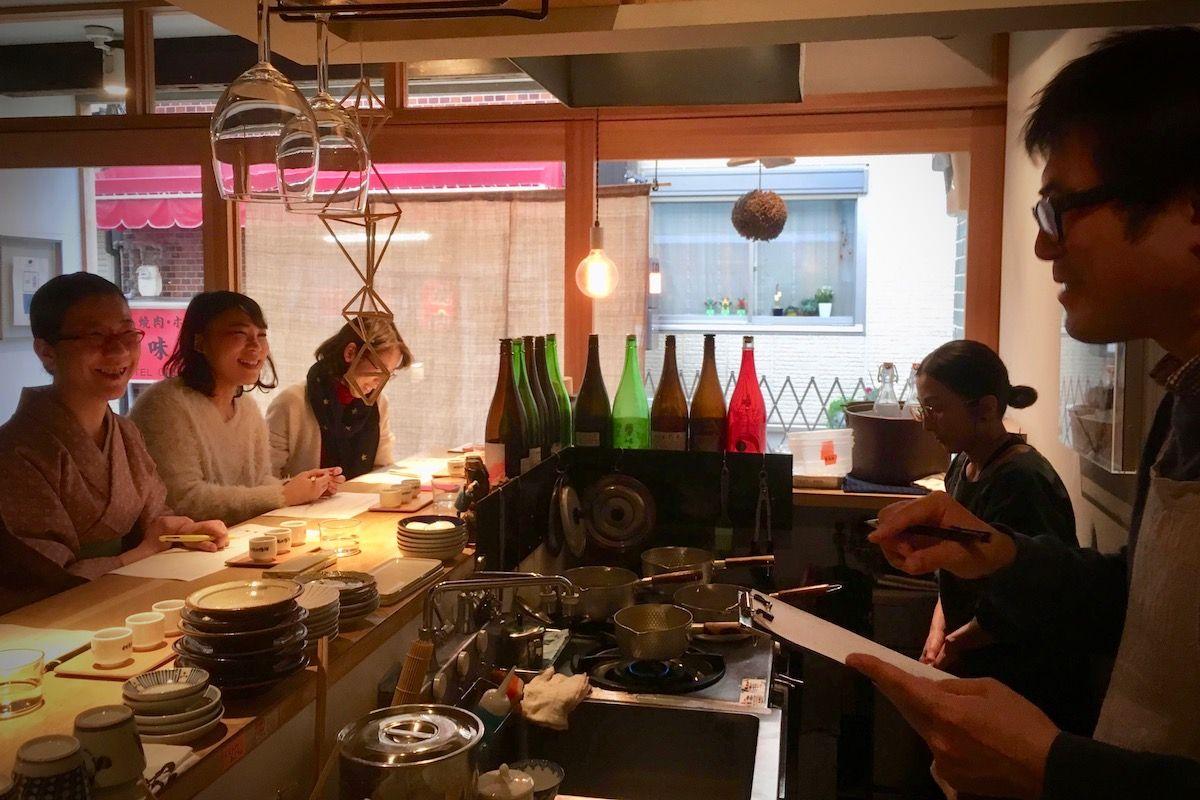 うま味を見つめ、酒と向き合う「うま味と昆布と日本酒と」イベントレポート