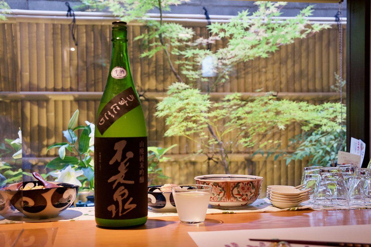 エレガントで力強いうすにごり「不老泉 純米吟醸 うすにごり 生原酒」日本酒テイスティングノート
