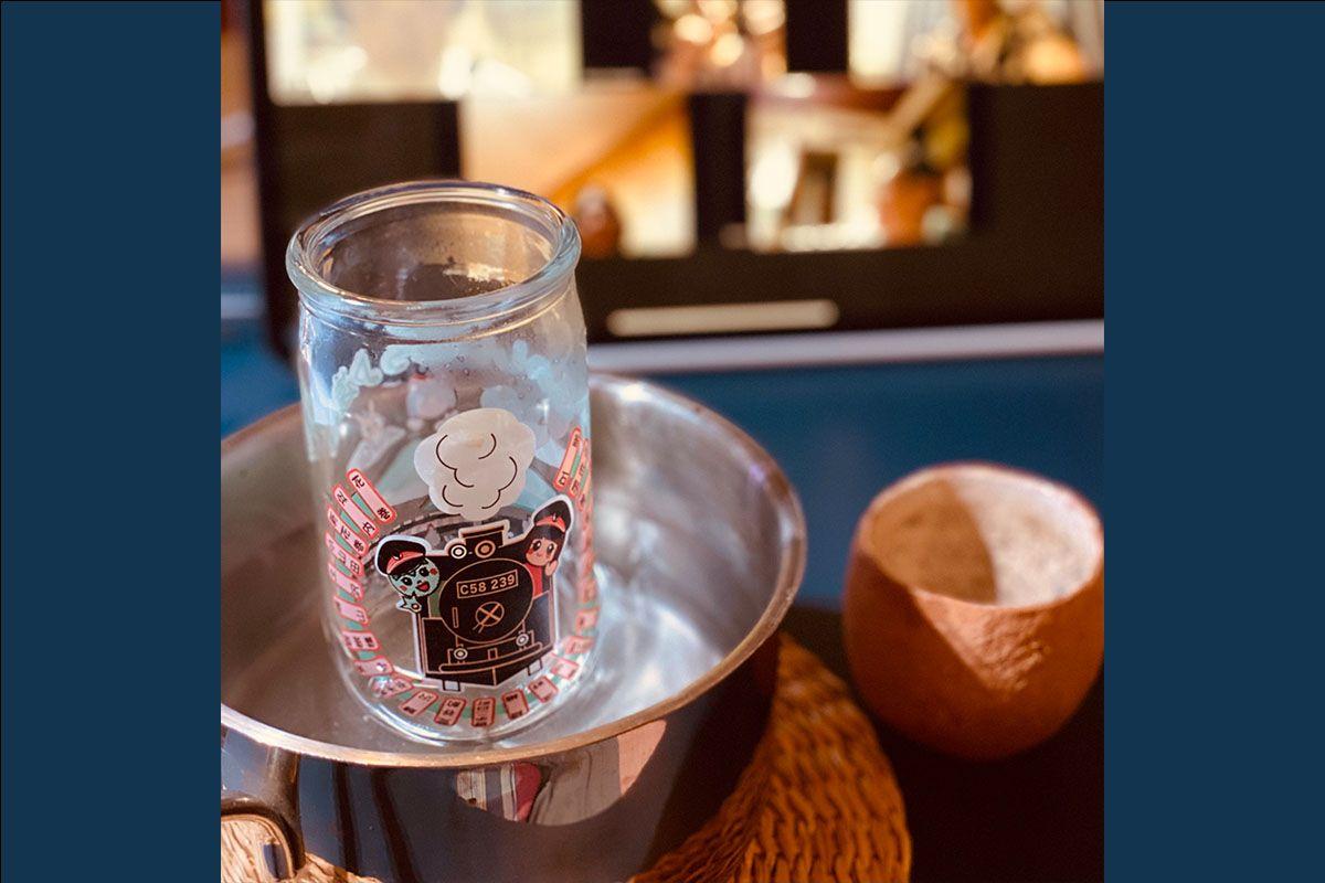 静かな熟成「SLたのしいねっ♪遠野カップ」日本酒テイスティングノート