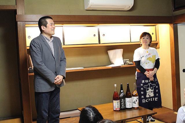 チーズプロフェッショナルと日本酒コンシェルジュ