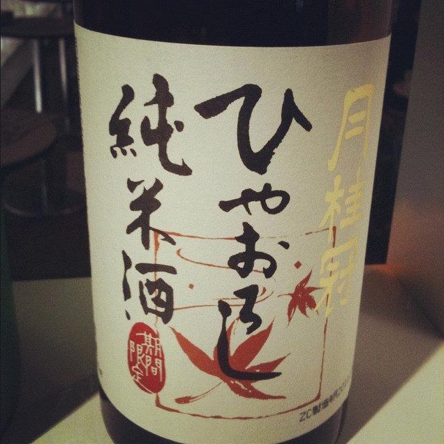 月桂冠 ひやおろし 純米酒