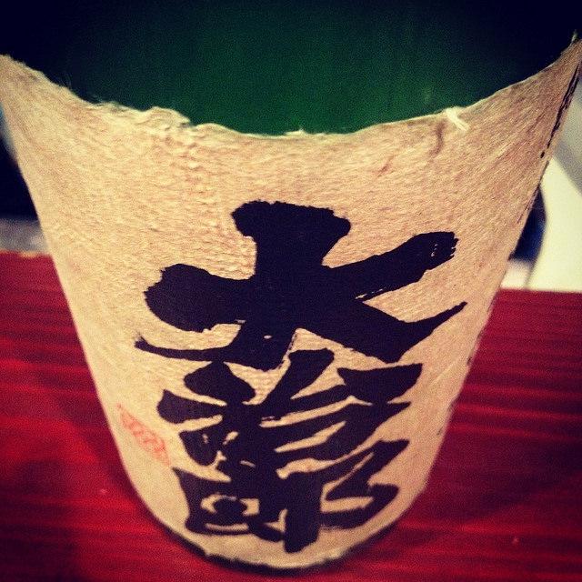 大治郎 純米 吟吹雪 生酒