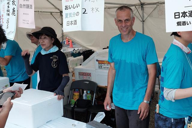 よらむブース 日本酒フェス2016