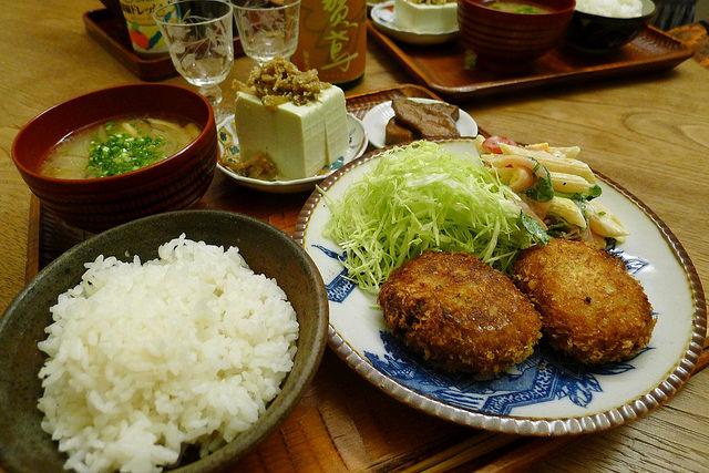 加賀鳶 山廃純米吟醸 冷やおろしと料理