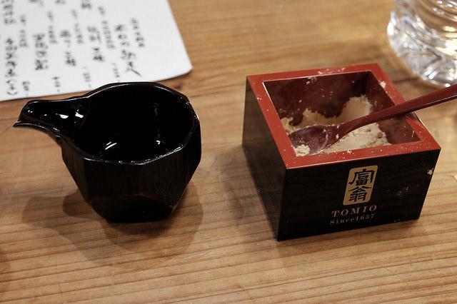 富翁@馳走いなせや 日本酒ドロップキック2017