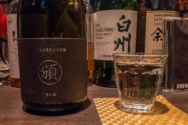 新政 水墨(アッシュ)生酛純米 木桶仕込み