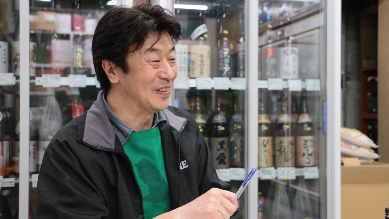 6. 日本酒が大好きだから、日本酒を売る|にしむら酒店 西村道隆さん インタビュー