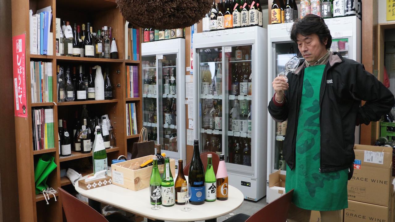 4. おいしい日本酒と出会うには|にしむら酒店 西村道隆さん インタビュー