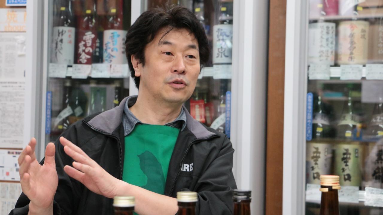 2. ひとつひとつ、おいしい日本酒を見つけていく|にしむら酒店 西村道隆さん インタビュー