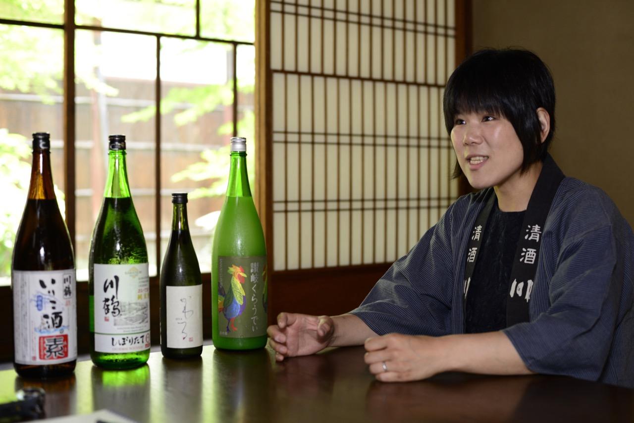 1. 日本酒の「感動」が原点|酒造家 藤岡美樹さん インタビュー