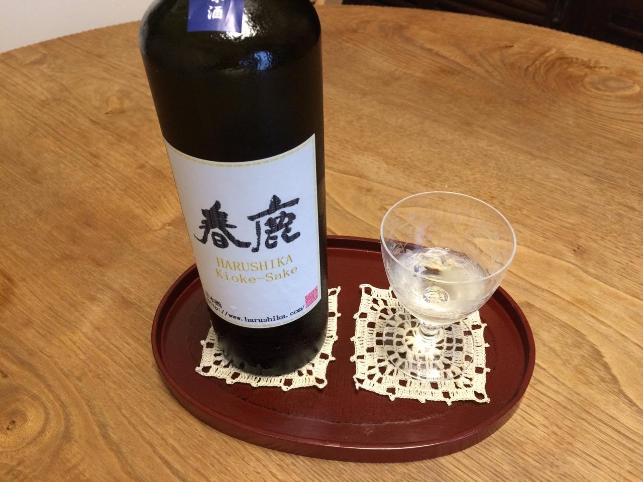 春鹿 木桶造り 山廃純米生原酒 露葉風|日本酒テイスティングノート